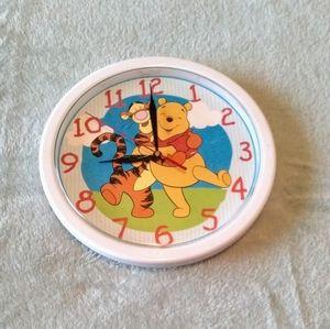 Winnie the Pooh Wall Clock
